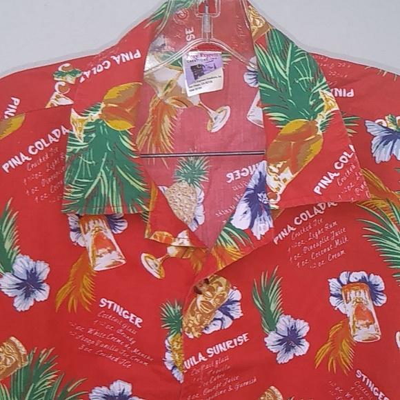 fca3797c PONY EXPRESS CREATIONS Shirts | Hawaiian Shirt L Men Women | Poshmark